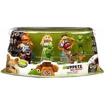 The Muppets Set De Figuras Rana Rene Gonzo Animal Peggy