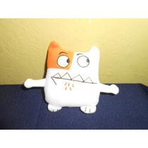 Peluche Gato Gordon Quid Catscratch 10 Cms Nickelodeon