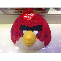 Peluches De Angry Birds Con Sonido !! El Costo Es X Pieza !!