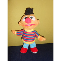 Peluche Enrique Plaza Sesamo Fisher Price 27 Cms