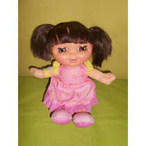 Peluche Dora Exploradora Habla Musical Fisher Price 30 Cms