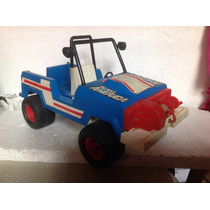 Evel Knievel Antiguo Jeep Team America 80