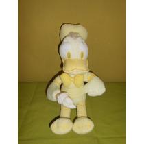 Peluche Pato Donald Original De Disney 36 Cms