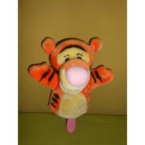 Peluche Titere Tiger Winnie Pooh Disney Mattel 21 Cms