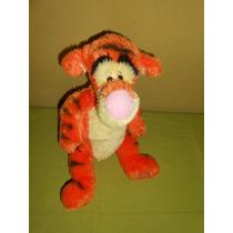 Peluche Tiger Winnie Pooh Disney Store 36 Cms
