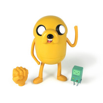 Adventure Time Hora De Aventura Jake 5 Pulgadas