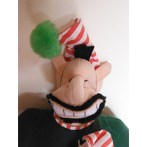 Popeye El Marino Peluche Brutus Edicion Duende Navidad Raro