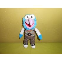 Peluche Gonzo De Los Muppets Original Disney 24 Cms