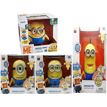 Minion Dave Stuart Jerry Tim Mi Villano Favorito 2 Thinkway