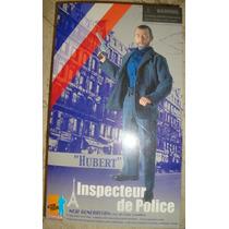 Jean Reno Inspector Hubert Dragon Toys 12 Pulgadas Wasabi