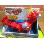 Transformers Rescue Bots Heatwave Al Rescate Con Sonido