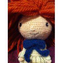 Muñec Anina Crochet Tejido