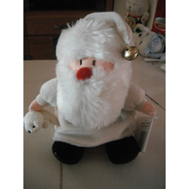 Peluche International Santa Claus Germany Alemania Navidad