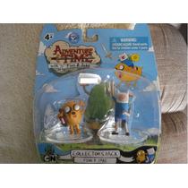 Hora De La Aventura / Adventure Time / Set 2 Figuras