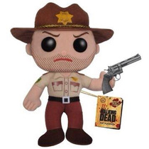 Peluche Pop The Walking Dead Funko Rick Grimes