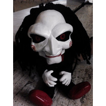 Saw Billy Horror Peliculas Gore Gotico Dark