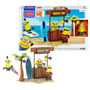 Mi Villano Favorito Minions Banana Bar Set Mega Bloks Toon