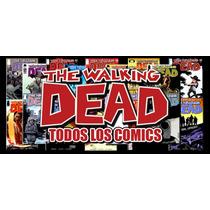 The Walking Dead Todos Los Comics