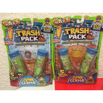 Nuevos Basuritos Trash Pack Serie 7 !!