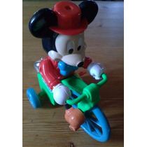 Mickey Mouse Vintage 1970 Triciclo