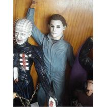 Halloween Figura De Michael Myers 55 Cms Vinyl Screaming