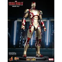 Hot Toys Iron Man Mark Xlii Diecast Movie Masterpiece Series