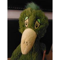 Peluche Dr. Seuss Oh Say Can You Say Libro Book Green Bird