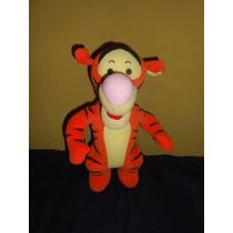 Peluche Tigger Mattel Disney Winnie Pooh Suavecito 30 Cms