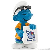 Pitufo - Schleich Comercialización Los Pitufos Toy Figurine