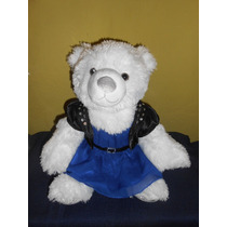 Peluche Osita Polar Build A Bear Con Ropa 33 Cms