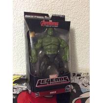 Figuras Marvel Legends Avengers Hulk 100% Nuevos