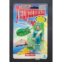 Vintage Muñeco De Los Thunderbirds En Su Empaque Original