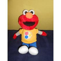 Peluche Elmo Habla Y Canta En Ingles Hasbro 34 Cms