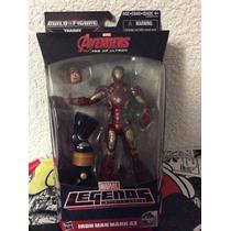Figuras Marvel Legends Avengers Iron Man 100% Nuevos