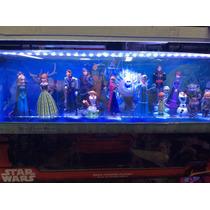 Set De Figuras De Disney De Frozen !!! Tengo Más Varieda