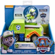 Paw Patrol Rocky Camión De Reciclaje 2015