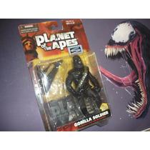 Gorilla Soldier Planet Of The Apes Planeta De Los Simios