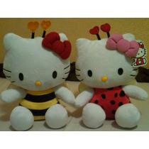 Peluches De Hello Kitty Disfraces Y Vestidos Original Sanrio