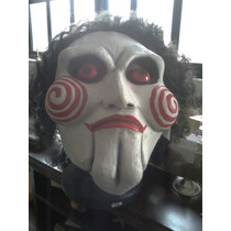 Saw / Mascara De Jigsaw Adulto