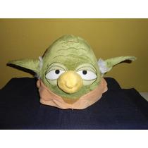 Peluche Yoda Angry Birds Original 19x40 Cms Con Sonido