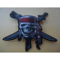 Pin De Los Piratas Del Caribe De Disney