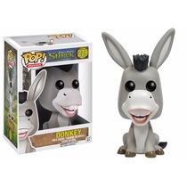 Donkey Burro Funko Pop Gato Con Botas Puss Boots Shrek Sherk