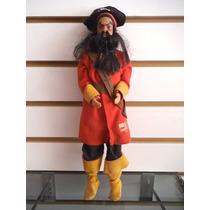 Capitan 12 Pulg. Piratas Del Caribe Mattel