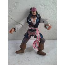 Jack Sparrow Figura Zizzle Disney,coleccionable(1035)