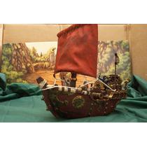 Lee Anuncio Barco Galeon Pirata Custom C 4 Figura 1/32