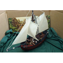 Lee Anun Barco Pirata Custom C Jack Sparrow & 7 Figura 1/32
