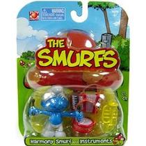 Pitufo Musico Los Pitufos The Smurfs