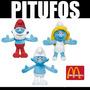Pitufos Mcdonalds Coleccion Completa 2011