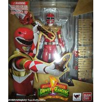 Bandai S.h. Figuarts Armored Red Ranger Power Ranger Tamashi