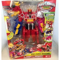 Power Ranger Dino Charge - Dino Charge Megazord